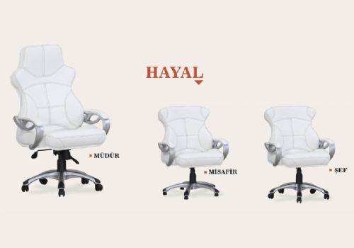 HAYAL OFİS KOLTUKLARI